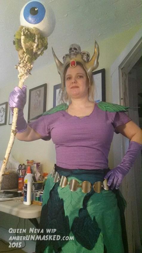 cosplay queen neva planet gigantic