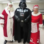 501st NER Christmas at the hospital 2015