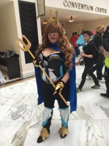 cosplayer Amanda Jade