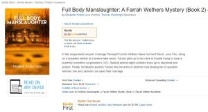 Full Body Manslaughter on Kindle