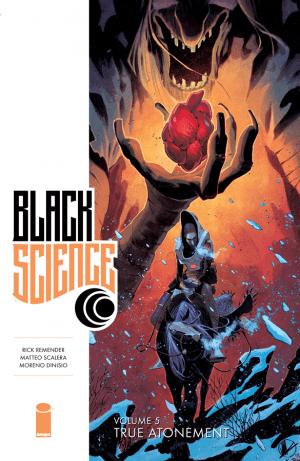 Black Science cover