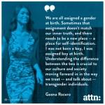 Geena Rocero trans quote