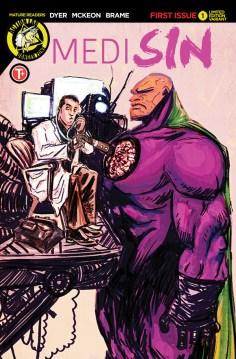 Medisin variant comic cover