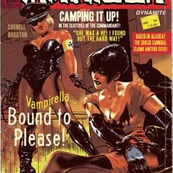 Vampirella 3 variant cover
