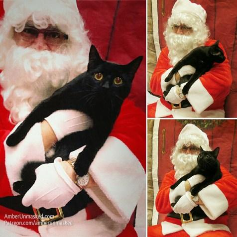 Gus and Santa