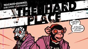 Image Comics Hard Place