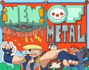 Image Comics New Lieutenants of Metal