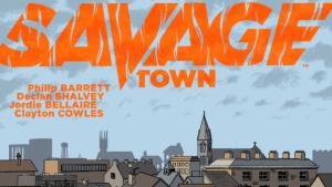 Image Comics Savage Town