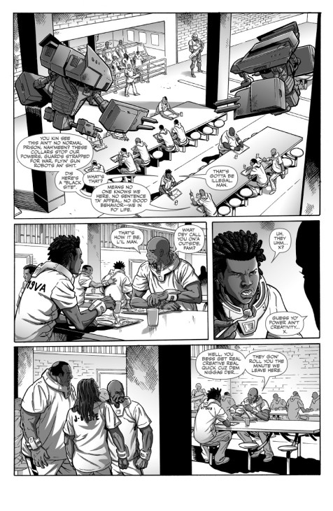 BLACK issue 5 pg 6