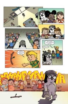 Kid Sherlock #1 Page 5
