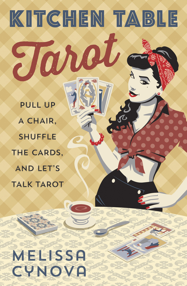 kitchen table tarot book cover - Kitchen Table Review
