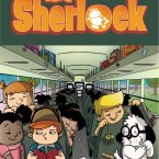 Kid Sherlock #1 cover