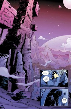 Elsewhere by Image Comics pg 1