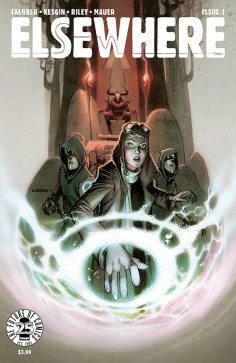 Elsewhere by Image Comics