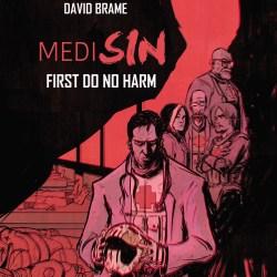 MediSin Volume 1 Cover