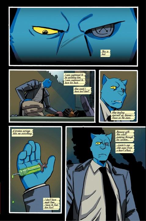 Spencer & Locke #3 Page 7