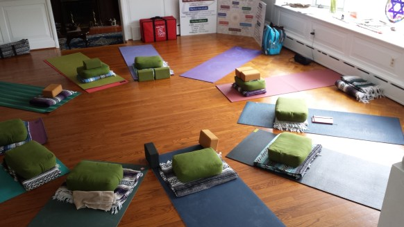 romy yoga immersion training