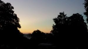 NJ sunrise