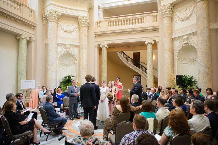 Miriam Amp Rj Carnegie Institution For Science Wedding Washington Dc Developer And