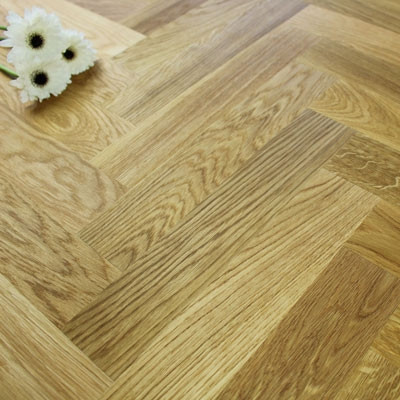 Parquet Flooring   Parquet Floors   Engineered Parquet Engineered Rustic Oak Oiled Parquet Block Wood Flooring 1 47m