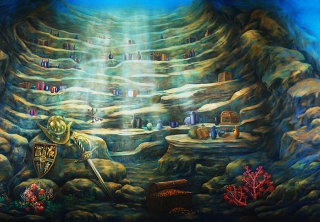 Ariels Grotto Audio Atmosphere