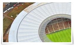 Photo of Los techos de los estadios del Mundial de Brasil están hechos con plástico