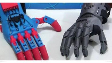 Photo of Realizan prótesis infantil mediante impresión 3D