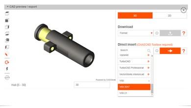 Photo of CADClick facilita el uso de los datos de HASCO