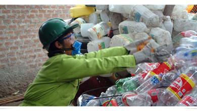 Photo of El reciclaje de plástico en América Latina