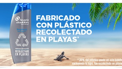 Photo of El primer envase reciclable de shampoo es de Head & Shoulders