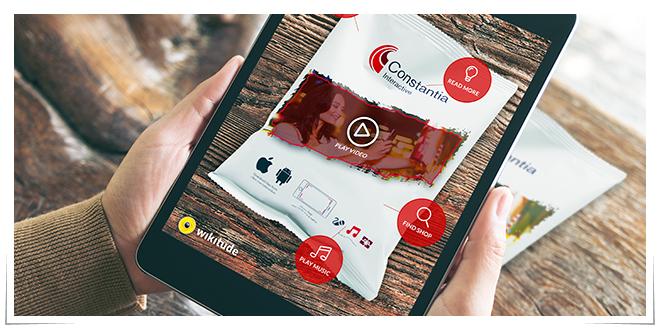 Photo of Revolucionan envases de consumo con realidad aumentada