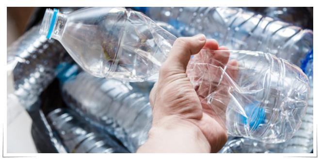 Photo of Enzima mutante degrada envases plásticos
