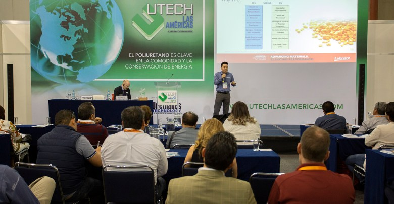 Photo of UTECH Las Américas 2019: México es el segundo productor de Poliuretano en Latinoamérica