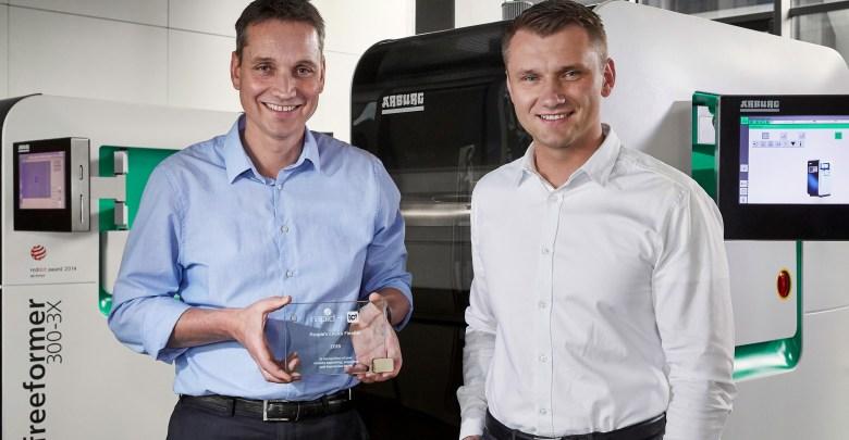 Photo of Arburg gana el premio People´s Choice en Rapid + TCT 2019