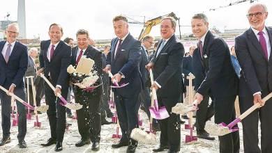 Photo of Celebra Evonik la construcción del nuevo complejo de Poliamida 12 en Marl, Alemania