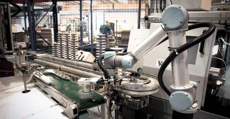 Photo of Robots que perfeccionan las industrias del Metal y Mecanizado