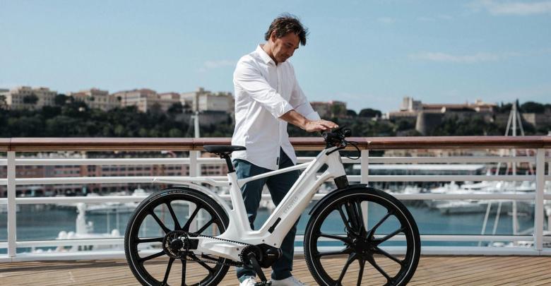 Photo of Presenta Solvay la primera bicicleta eléctrica hecha solo con polímeros