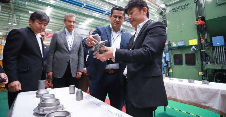 Photo of Empresas extranjeras buscan invertir en Guanajuato