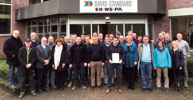 Photo of ER-WE-PA GmbH logra la certificación ISO
