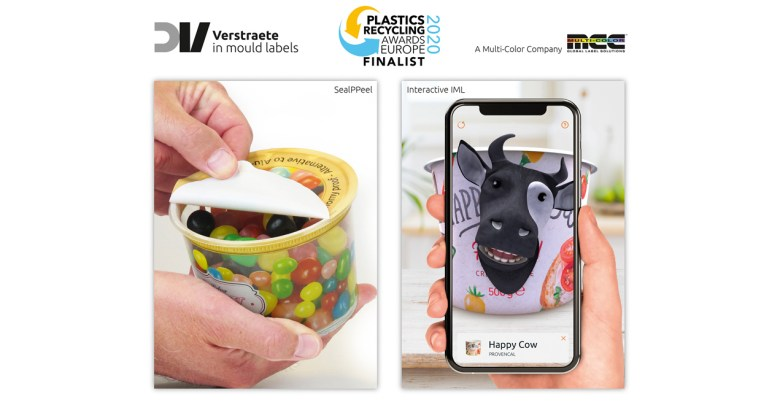 Photo of Verstraete IML preseleccionada para los Plastics Recycling Awards Europe