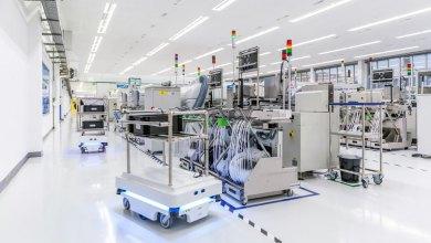 Photo of Robots móviles en la industria Farmacéutica