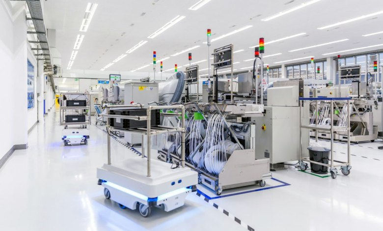 Photo of Robots móviles en la industria Farmacéutica