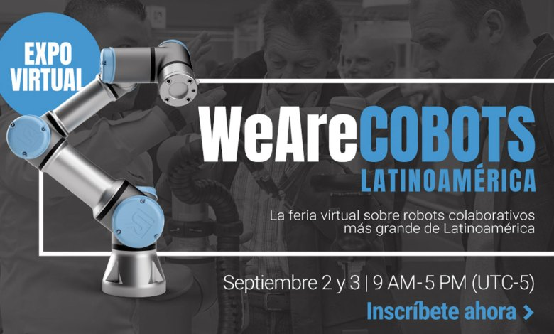 "Photo of Universal Robots presenta ""WE ARE COBOTS"""