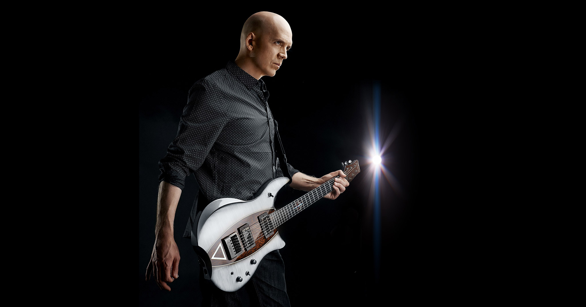 Devin Townsend Promotional Image