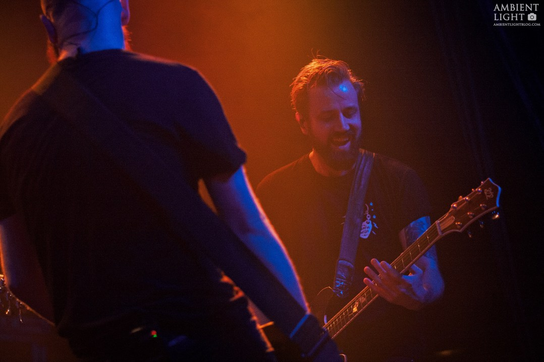 sleepmakeswaves performing live in Auckland, New Zealand 2017. Image by Doug Peters.