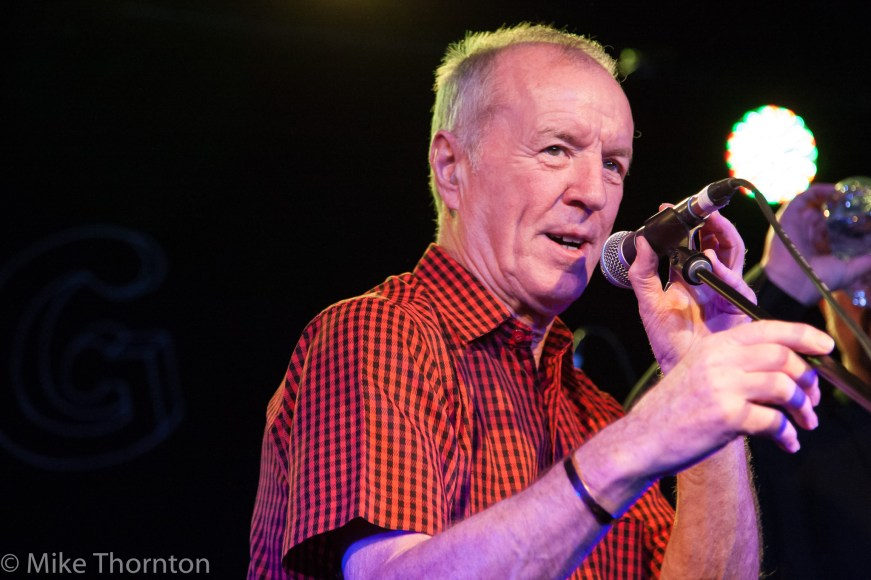 The Animals performing live in Auckland, New Zealand, 2017. Image by Mike Thornton.