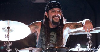 Mike Portnoy's Shattered Fortress.