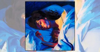 Lorde - Melodrama Album Cover