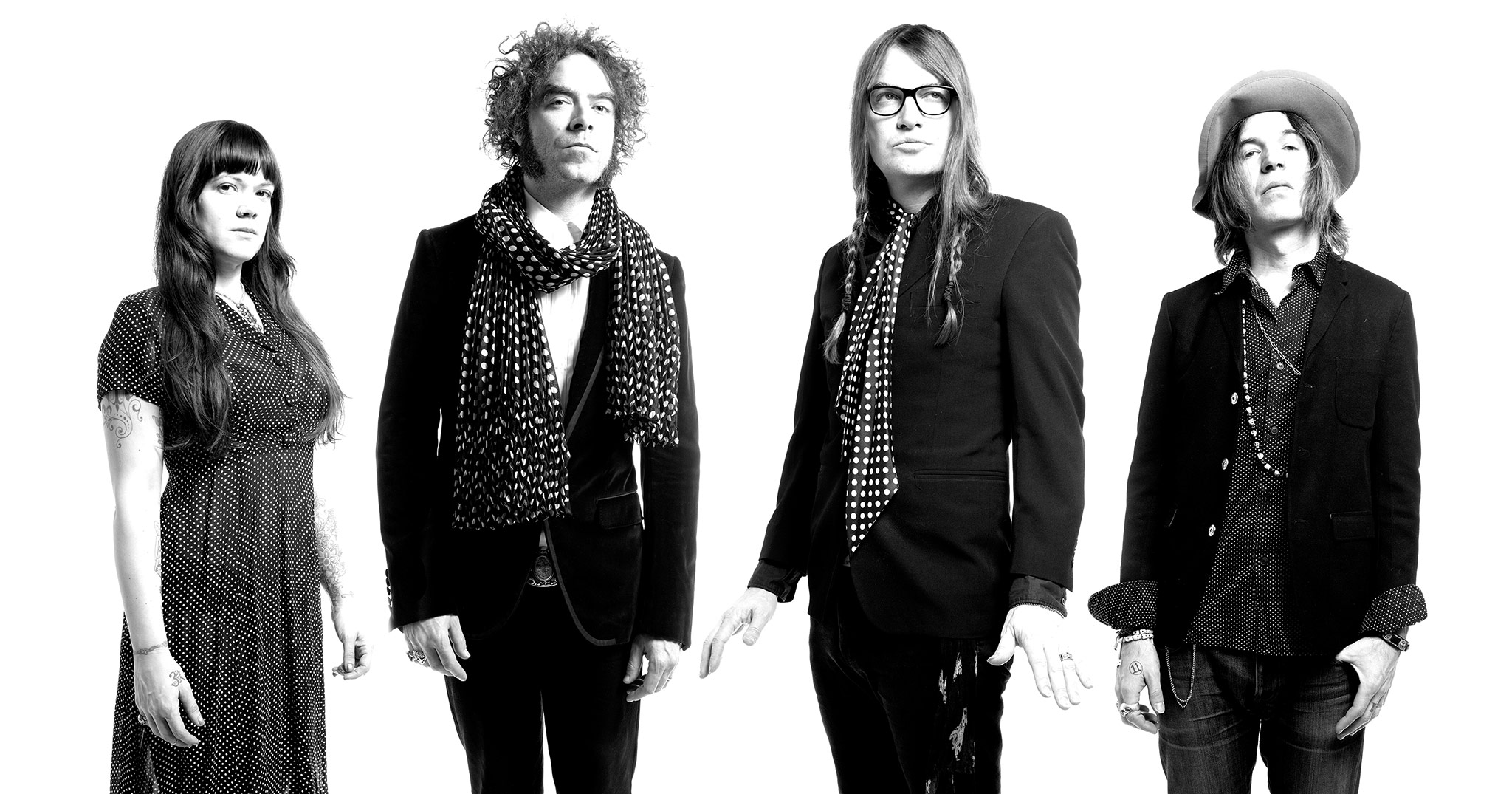 The Dandy Warhols Promo Image