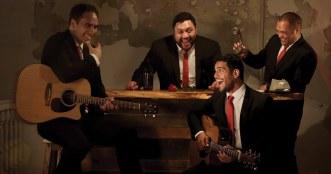 Modern Māori Quartet